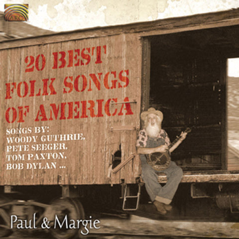 25 Best Folk Songs of America