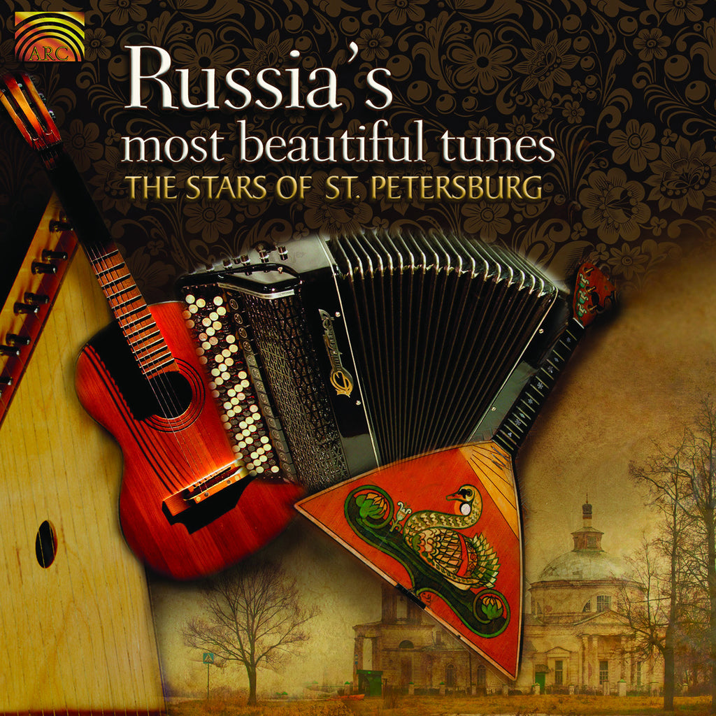 RussiaÕs Most Beautiful Tunes
