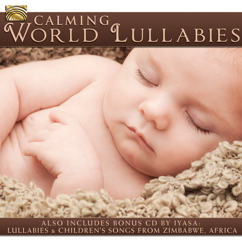 Calming World Lullabies 2-CD Set