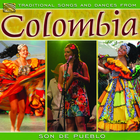 Columbia: Traditional Songs & Dances