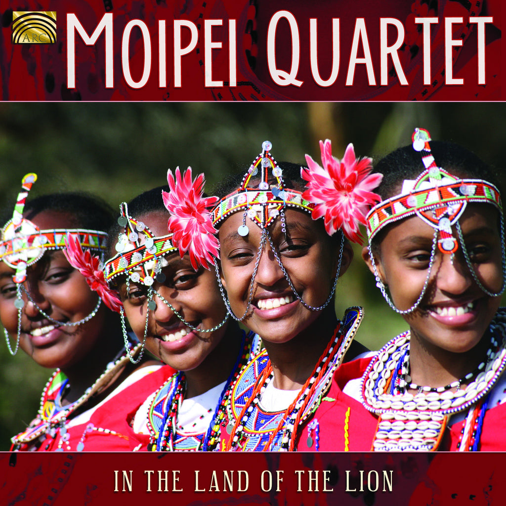 Moipei Quartet: In the Land of the Lion