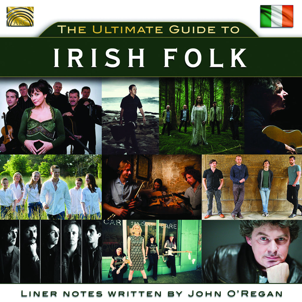The Ultimate Guide to Irish Folk 2-CD Set