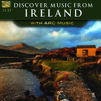 Discover Music from Ireland 2-CD Set