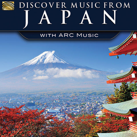 Discover Music from Japan with ARC Music