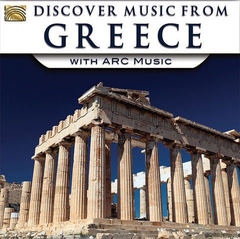 Discover Music from Greece with ARC Music