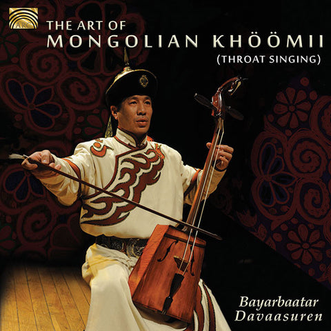 Art of Mongolian Throat Singing