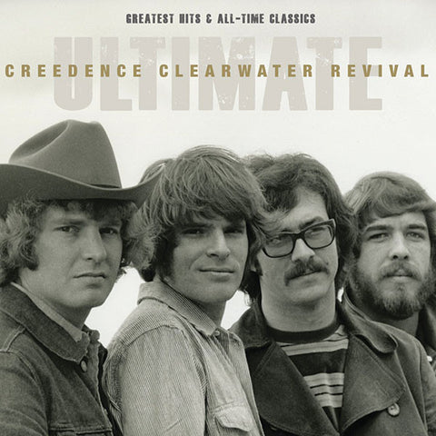 Creedence Clearwater Revival: Ultimate Collection 3-CD Set