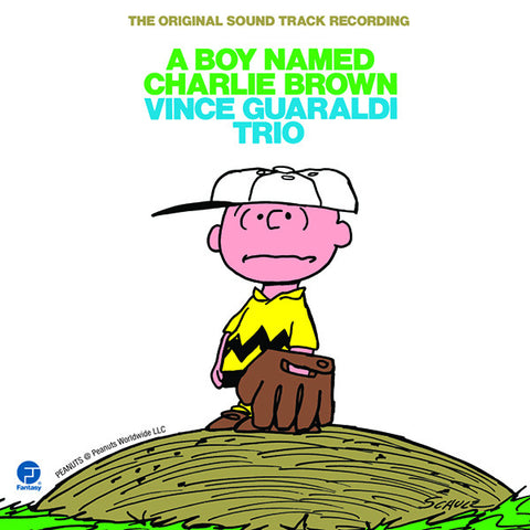 Vince Guaraldi: A Boy Named Charlie Brown