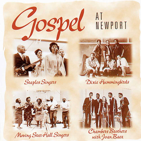 Gospel at Newport 1959-66