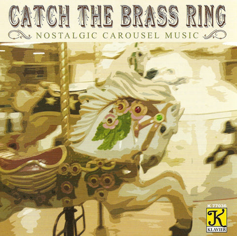 Catch the Brass Ring: Nostalgic Carousel Music