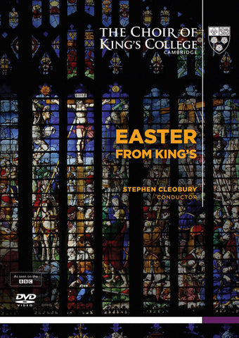King's College Choir: Easter From Kings DVD