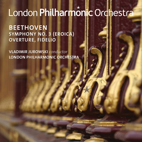 Beethoven: Symphony No. 3 & Overture from Fidelio