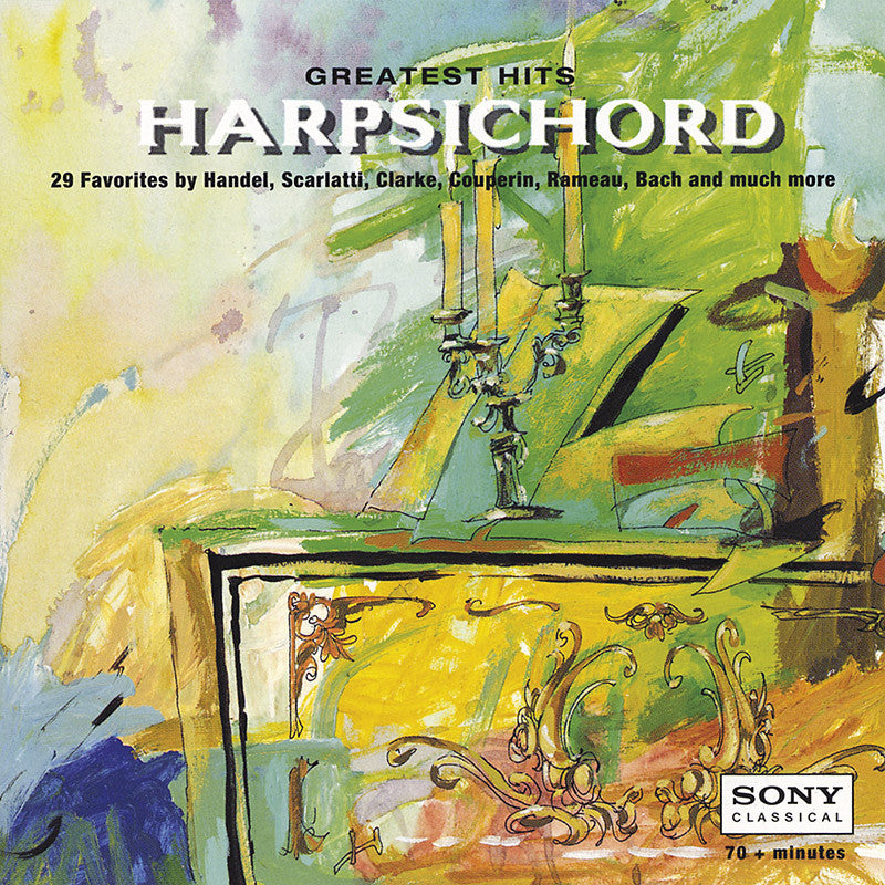 Harpsichord: Greatest Hits