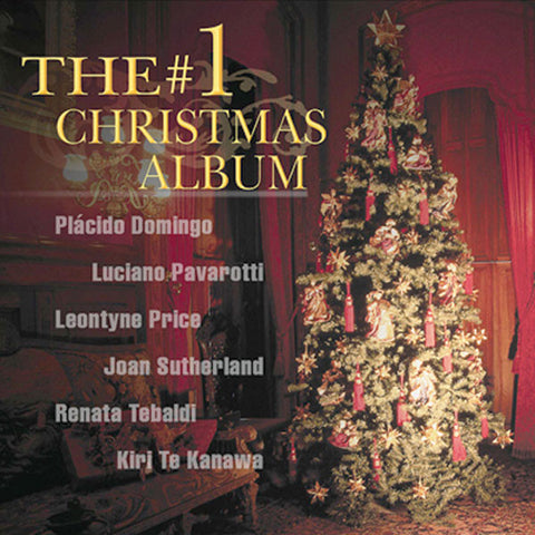 #1 Christmas Album 2-CD Set