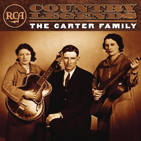 Carter Family: RCA Country Legends
