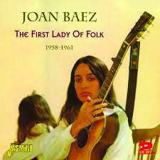 Joan Baez: The First Lady of Folk (1958-1961) 2-CD Set