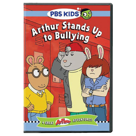 Arthur Stands up to Bullying DVD