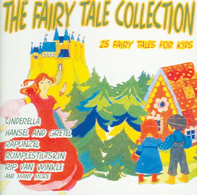 Fairy Tale Collection: 25 Fairy Tales for Kids