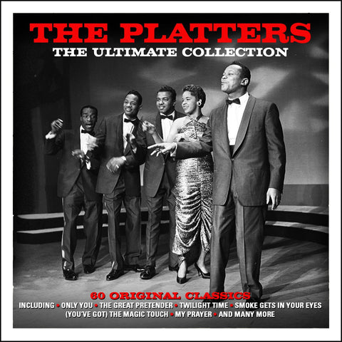 Platters: The Ultimate Collection 3-CD Set