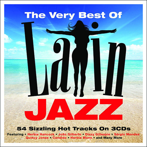 The Very Best of Latin Jazz 3-CD Set