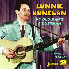 Lonnie Donegan: My Old Man's a Dustman 2-CD Set