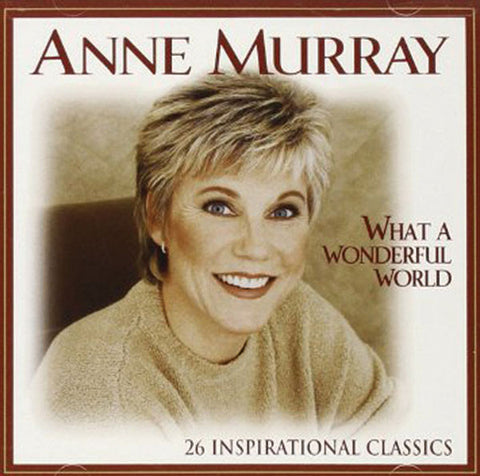 Anne Murray: What A Wonderful World 2-CD Set