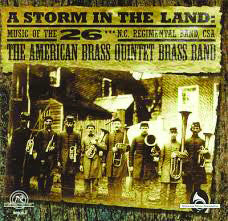 American Brass Quintet: A Storm in the Land