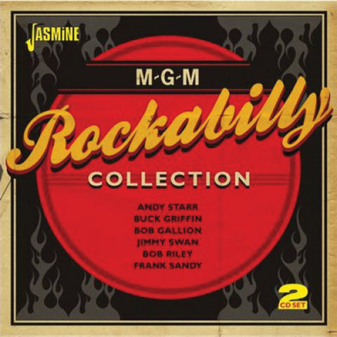 MGM Rockabilly Collection 2-CD Set