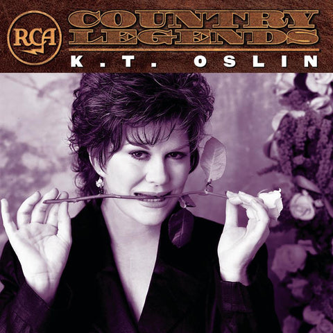 K. T. Oslin: RCA Country Legends