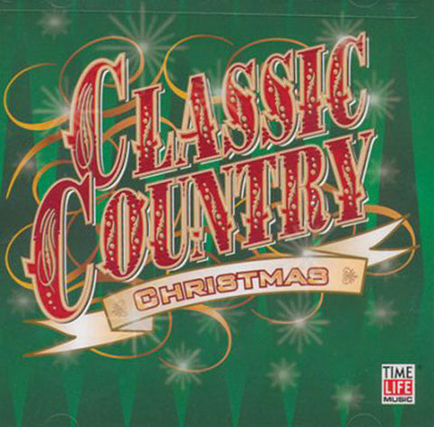 Classic Country Christmas CD