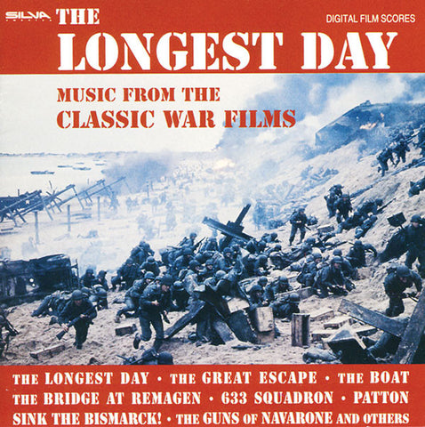 Longest Day - Music from Classic War Films