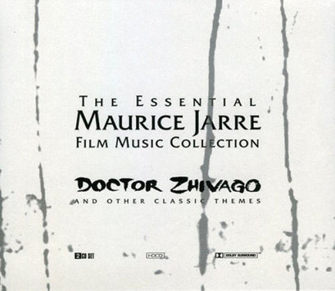Essential Maurice Jarre Film Music Collection 2-CD Set