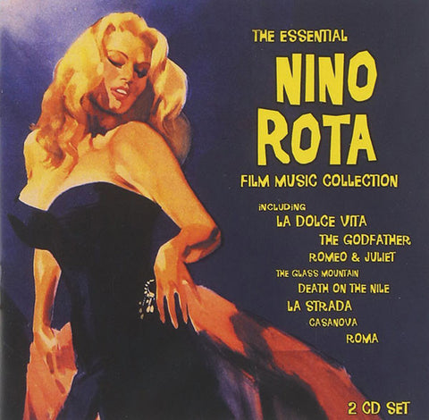 Essential Nino Rota Film Music Collection 2-CD Set
