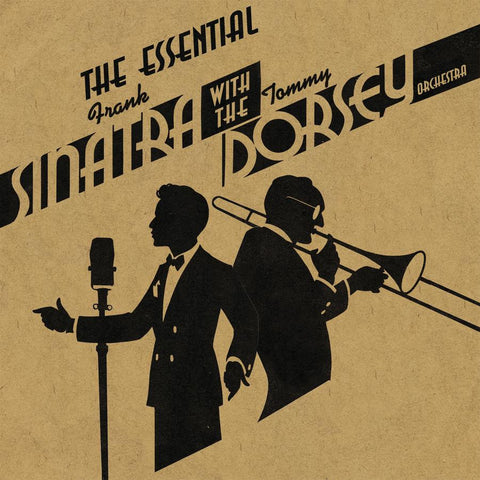 The Essential Frank Sinatra with the Tommy Dorsey Orchestra 2-CD Set