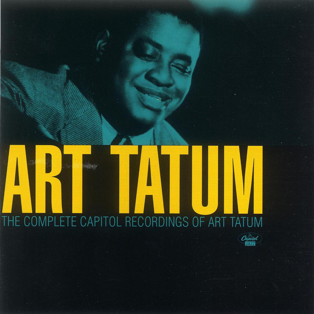 Art Tatum: Complete Capitol Recordings 2-CD Set