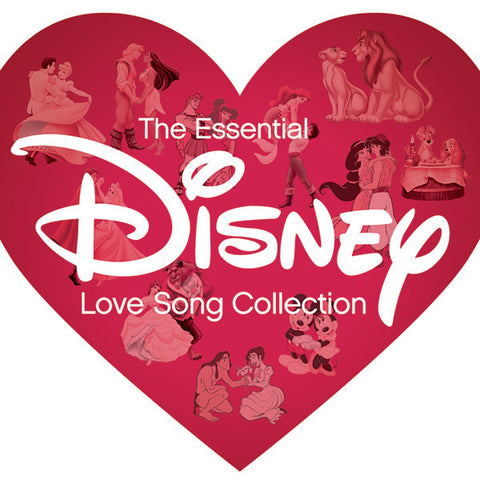 Essential Disney Love Songs Collection