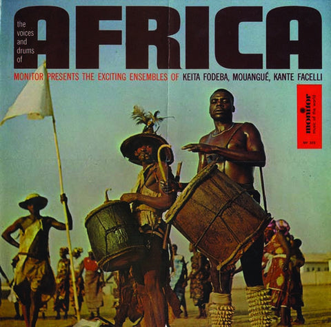 Africa: The Voices & Drums of Africa