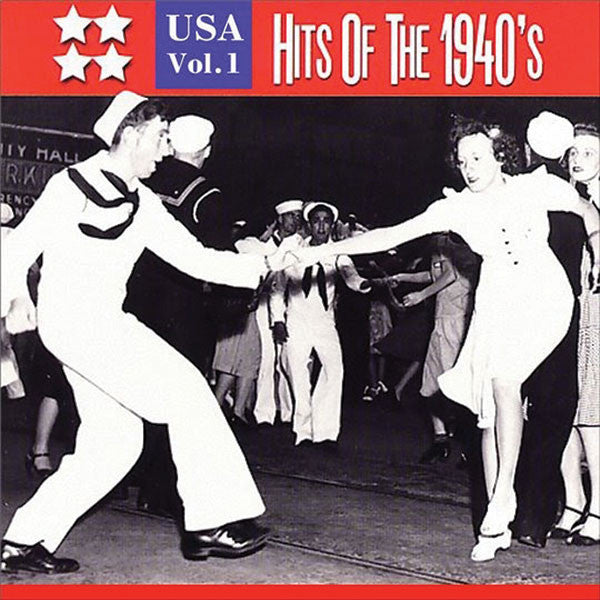 #1 Hits of the 1940s - Various Artists CD