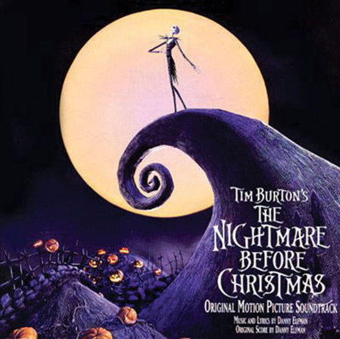 Tim Burton: The Nightmare Before Christmas