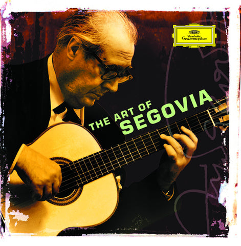 The Art of Segovia 2-CD Set