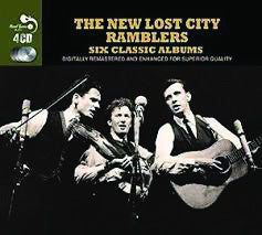 New Lost City Ramblers: Six Classic Albums 4-CD Set