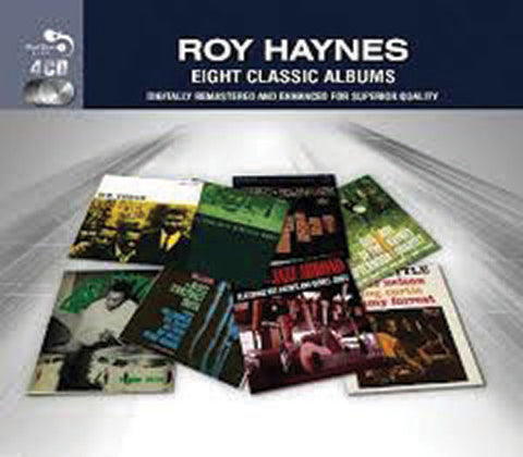 Roy Haynes: Eight Classic Albums 4-CD Set