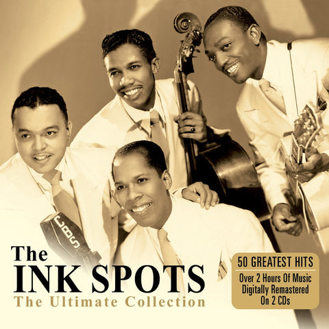 The Ink Spots: Ultimate Collection 2-CD Set