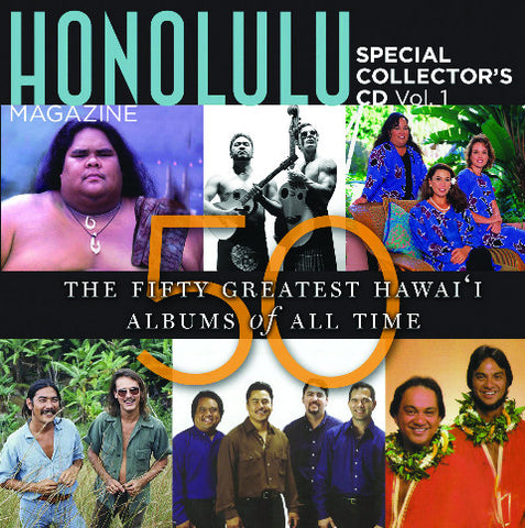 50 Greatest Hawaii Albums of All Time, Vol. 1