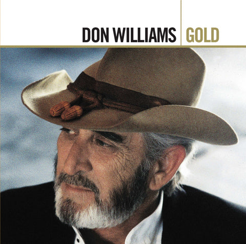 Don Williams: Gold 2-CD Set