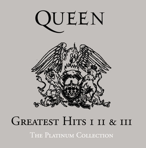 Queen: The Platinum Collection 3-CD Set