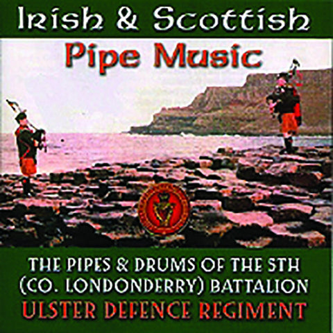 Irish & Scottish Pipe Music