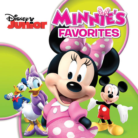 Minnie's Favorites; Songs From Mickey Mouse Clubhouse