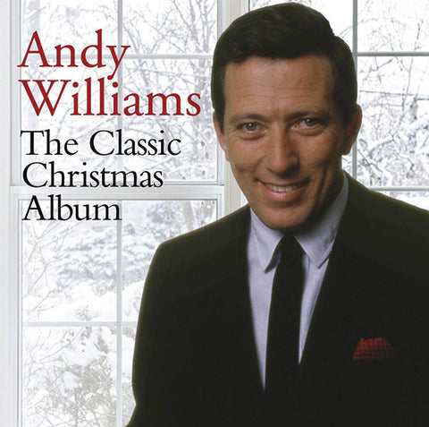 Andy Williams:The Classic Christmas Album