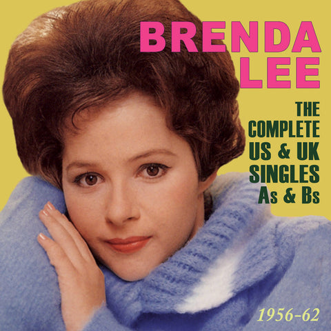 Brenda Lee: Complete US & UK Singles As & Bs 1956-1962 2-CD Set